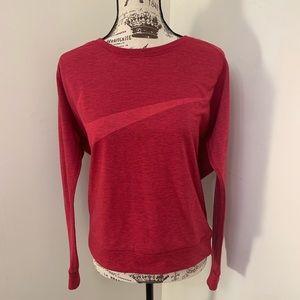 Nike Dri- fit sweat shirt -M
